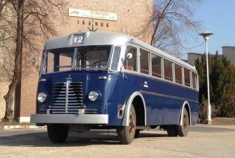 Ismét megmenekült egy magyar busz