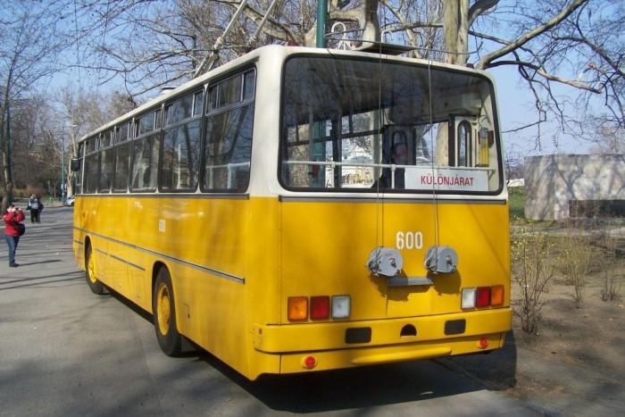 A 600-as pályaszámú Ikarus 260-as trolibusz története viszonylag egyszerű: miután 1974-ben a trolibusz-közlekedés további fejlesztése mellett döntöttek, a fővárosi közlekedési vállalat saját jármű tervezésére adta a fejét. Az elkészült típus végül megszólalásig hasonlított egy Ikarus 260-asra, ami nem a véletlen műve. A vállalat beszerzett egy 260-as kocsiszekrényt (ill. egy 280-ast) és beszerelte a selejtezésre ítélt ZIU-5 villamosberendezését