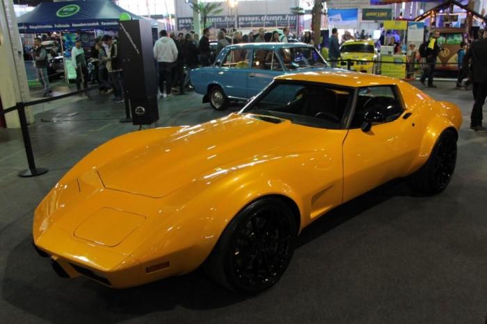 A Stingray Corvette az elvetemült rajongók szerint baklövés, de a formába nem lehet belekötni!