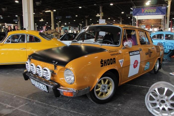 SKODA 110L Rally - Az 1107 ccm-es motorból 73 LE-t és 91 Nm-nyi nyomatékot csaltak elő gyárilag. Az autó potenciáljáról annyit érdemes tudni, hogy a hazai abszolút rally bajnokok között is megtaláljuk a típust, sőt a mai oldtimer kupasorozatban is fut belőle.