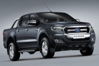 Megújult a Ford Ranger pick-up