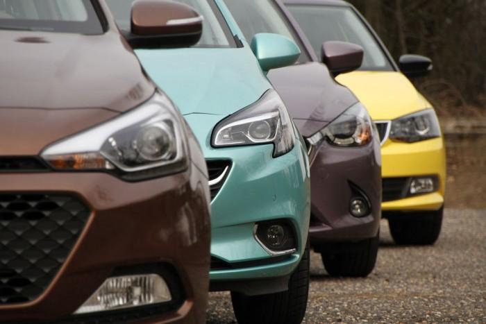A Mazda, Opel vagányabb, a Škoda, Hyundai racionálisabb választás