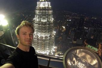 F1: Rosberg már a csúcsra jutott Malajziában