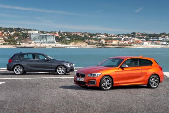 Még nem nyilvánosak a listaárak, de a hazai szalonokban már megrendelhető az átdolgozott 1-es BMW