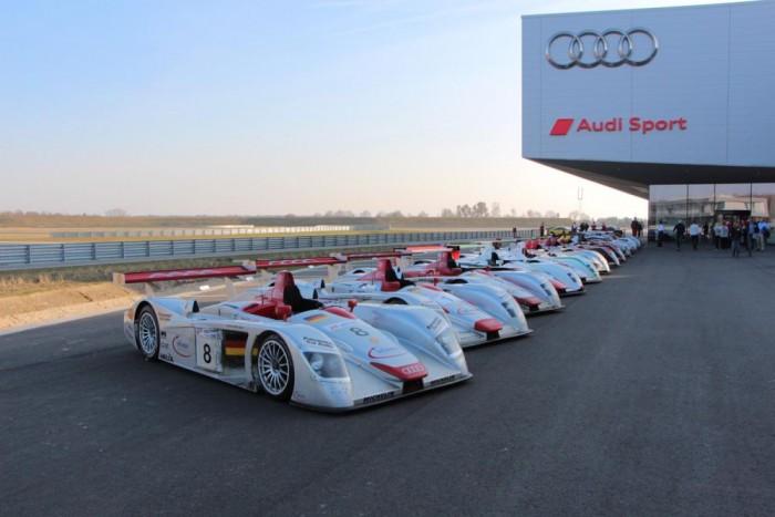 2000 óta 13 alkalommal nyer az Audi a legendás 24 órás Le Mans-i futamon, szinte felfoghatatlan széria, amit lehet, hogy idén is folytatnak.