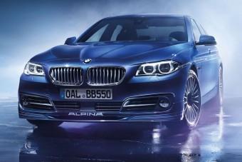 600 lóerős BMW az 50. szülinapra