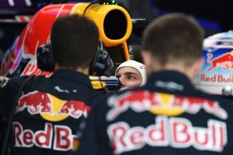 A Red Bull megvehetné a Forma-1-et
