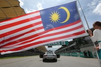 F1: Még három évig marad a Maláj Nagydíj
