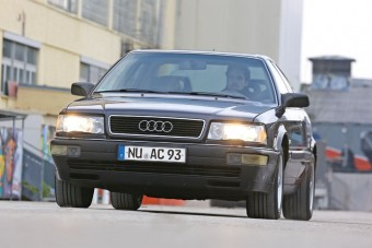 Audi V8, a Gyűrűk Ura