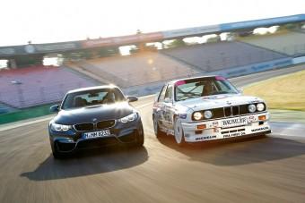 Mit tud az új utcai a régi verseny-M3-as ellen?