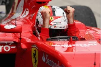 F1: A Ferrarinak nem hiányzik Alonso