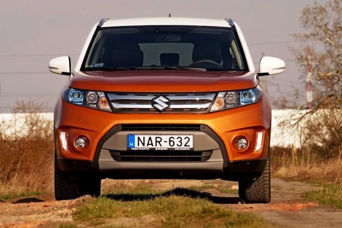Az új magyar Suzuki, a harmadik generációs Vitara