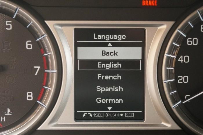 Biztos nem volt Esztergomban egy informatikus, aki felprogramozza a magyar nyelvet is a Mi Autónkra