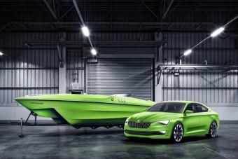 Itt a Škoda első hibridje!