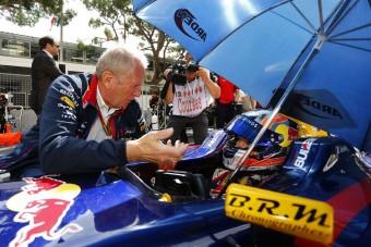 F1: Újabb ifjoncot próbál ki a Toro Rosso