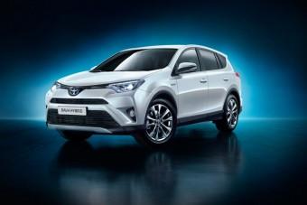 Még egy Toyota minimális fogyasztással