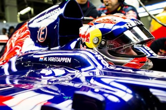 F1: Nem is holland a Toro Rosso tinije