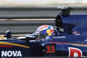F1: Belgium szálljon le Verstappenről!