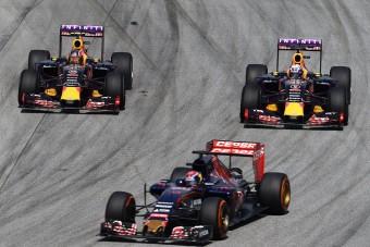 F1: A Toro Rossónak nem számít, hogy a Red Bullt veri