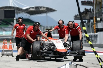 F1: A Ferrariból merít reményt a Manor