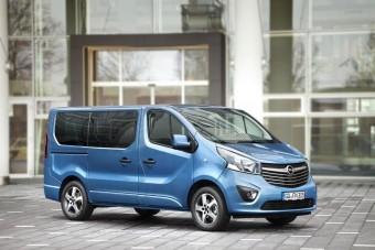 Szolid luxus az Opel Vivaróban