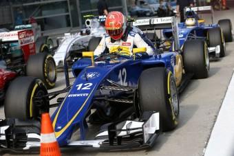 F1: 15 éve nem állt ilyen jól a Sauber