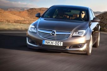 Pénz nem számít? Opel-flotta az NKH-nál