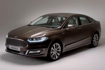 Gyártásra kész a luxus-Ford