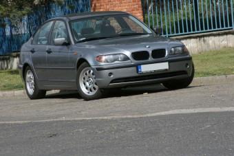 Használt autó - BMW 320d E46