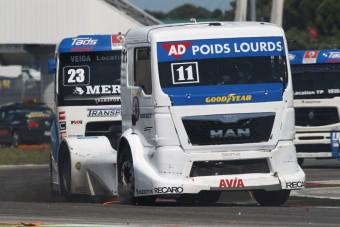 Goodyear maradt a kamion-Eb beszállítója