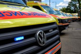 Baj van a mentőautókkal?