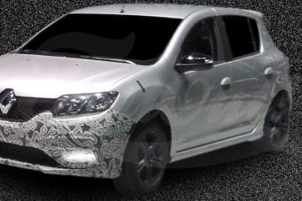Még nyár előtt megérkezhet a sport-Dacia!