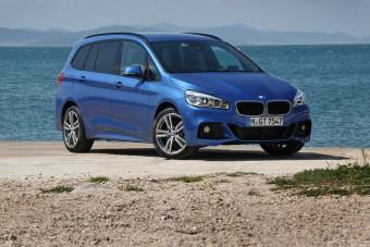 Kompakt egyterű a BMW-től. Nooormális?