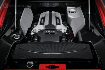 Átadták az Audi új győri motorfejlesztő központját