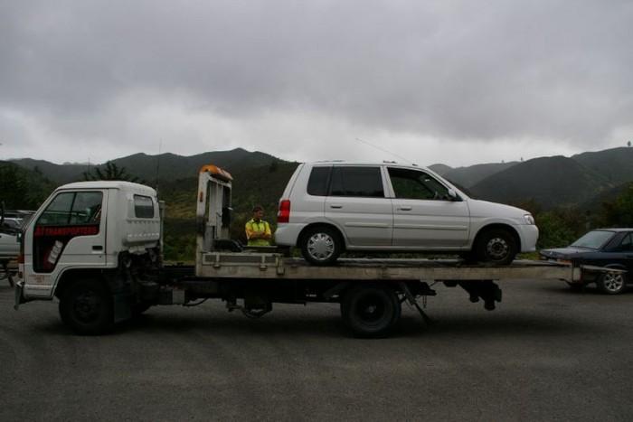 Ha muszáj hazatrélerezni a kocsit, próbáljunk üres visszfuvaros kocsit szerezni, féláron
