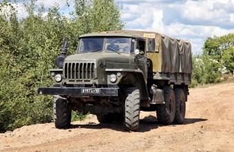 Elpusztíthatatlan teherautó Oroszországból