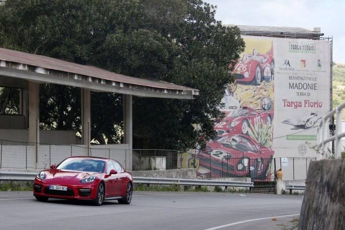 Igazi zarándokhely a Targa Florio, megéri végiggurulni, eszement száguldás helyett túratempóban is