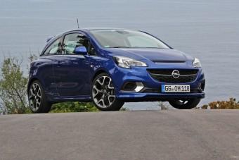 Városi méregzsák: Opel Corsa OPC