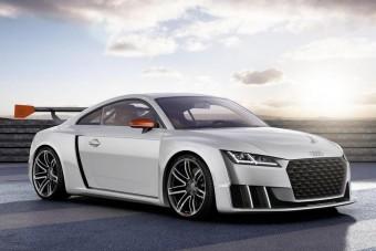 Félelmetesen gyorsul a villanyturbós verseny-Audi