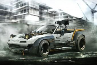 9 autó a pokolból, ami tuti nem lesz benne az új Mad Max-filmben
