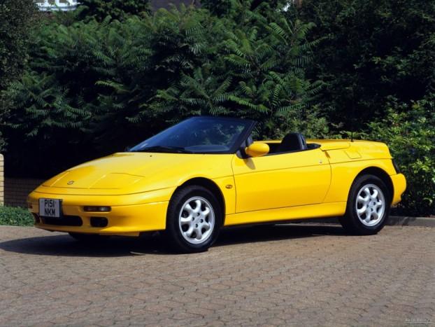 Kia Elan. Akkoriban a Kiától egy roadster váratlanabb fordulat volt, mint ma lenne egy V12-es SUV a Daciától. Az 1996 és 199 között gyártott sportautó a Lotus Elan testérmodellje volt, tehát a 151 lóerős motor az első kerekeket hajtotta