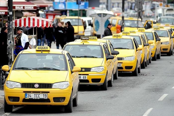 Takszik, pardon, taksik: a Fiat Albea nagyon bejött a török személyfuvarozó-iparnak