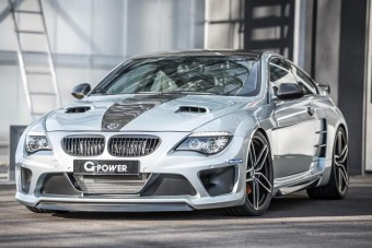 BMW M6 eszement 1000 lóerővel!