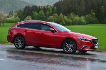 2500 km Mazda 6-tal - barátság született