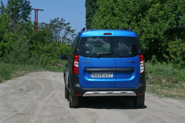 A legolcsóbb Stepway a benzines változat - 3 740 000 forintért