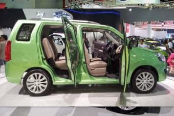 Jövőre jön a hétüléses Suzuki Wagon-R