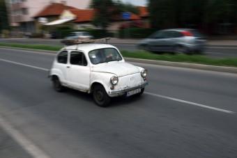 Koponyák az út szélén - Szerbia, Bulgária