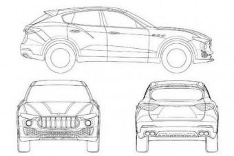 Így fog kinézni a Maserati szabadidőjárműve
