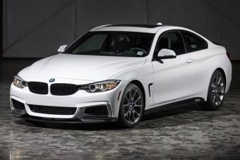 Utcai versenyautó-féleség a BMW-től
