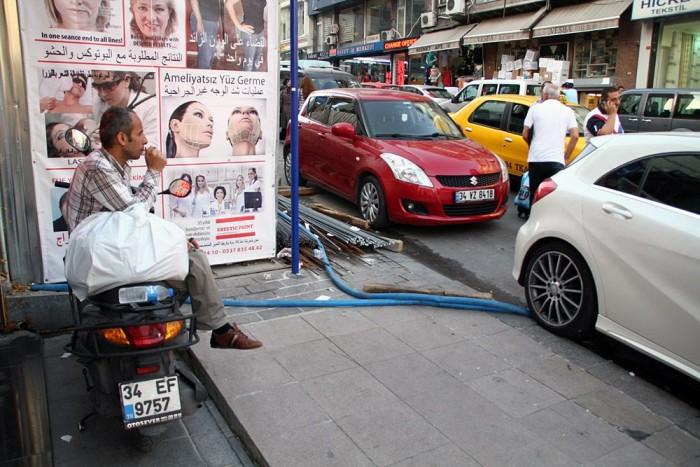 Magyar Suzuki a török forgalomban